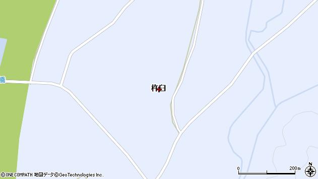 〒057-0172 北海道浦河郡浦河町杵臼の地図