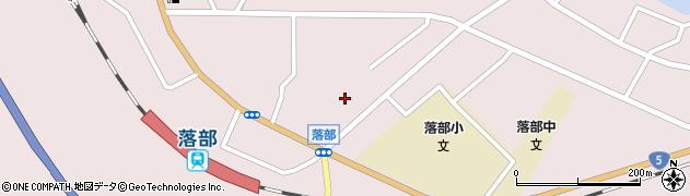 東流寺周辺の地図