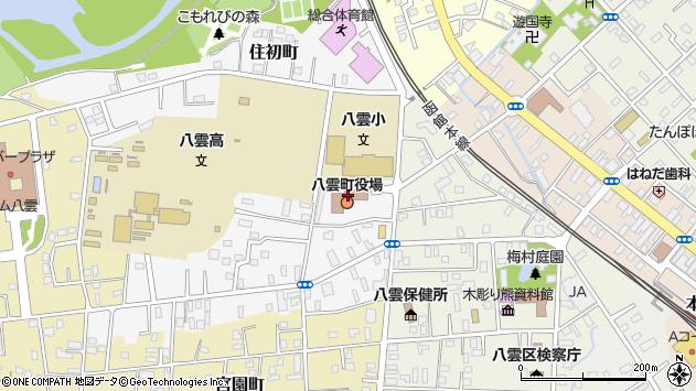〒049-3100 北海道二海郡八雲町(以下に掲載がない場合)の地図