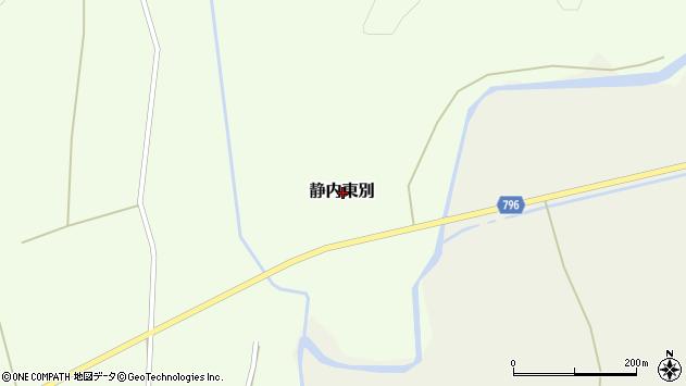 〒059-2566 北海道日高郡新ひだか町静内東別の地図