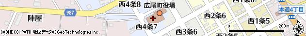 北海道広尾郡広尾町周辺の地図