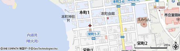 日興グリーンマンション周辺の地図