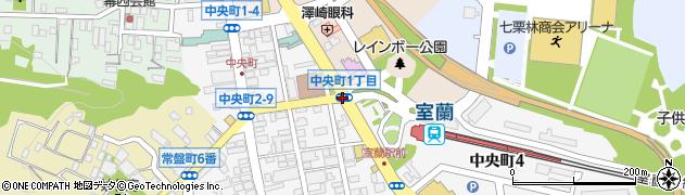 入江町周辺の地図