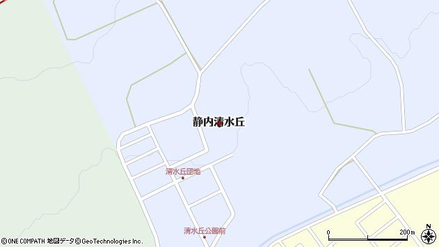 〒056-0007 北海道日高郡新ひだか町静内清水丘の地図