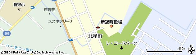 新冠町役場 産業課農政グループ周辺の地図