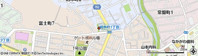大英寺周辺の地図