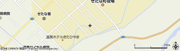 北海道久遠郡せたな町北檜山区徳島周辺の地図