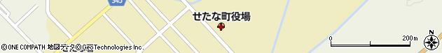 北海道久遠郡せたな町周辺の地図