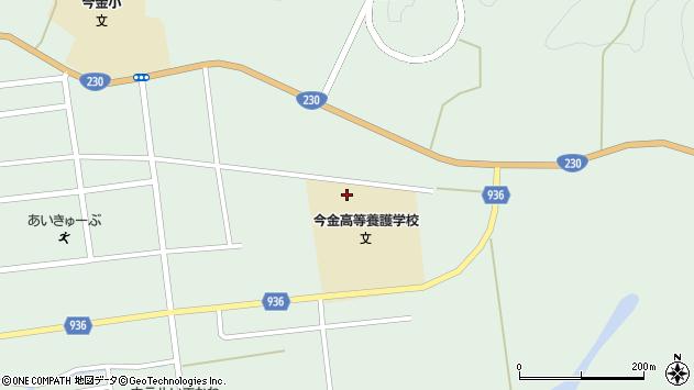 〒049-4304 北海道瀬棚郡今金町寒昇の地図