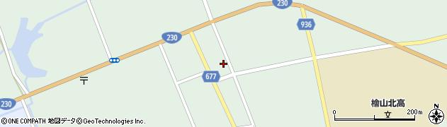 北海道久遠郡せたな町北檜山区丹羽周辺の地図