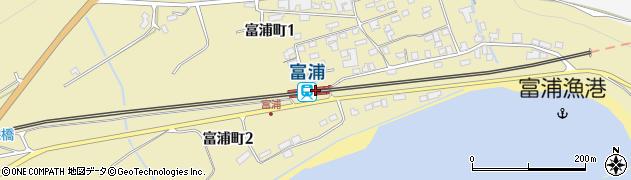 北海道登別市周辺の地図