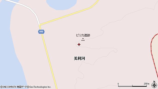 〒049-4151 北海道瀬棚郡今金町美利河の地図