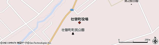 北海道壮瞥町(有珠郡)周辺の地図