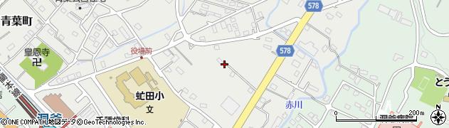 北海道虻田郡洞爺湖町栄町周辺の地図