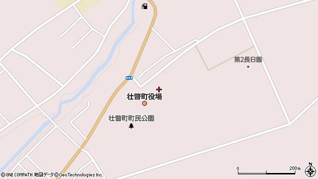 〒052-0100 北海道有珠郡壮瞥町(以下に掲載がない場合)の地図