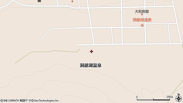 〒049-5721 北海道虻田郡洞爺湖町洞爺湖温泉の地図