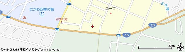 静光寺周辺の地図