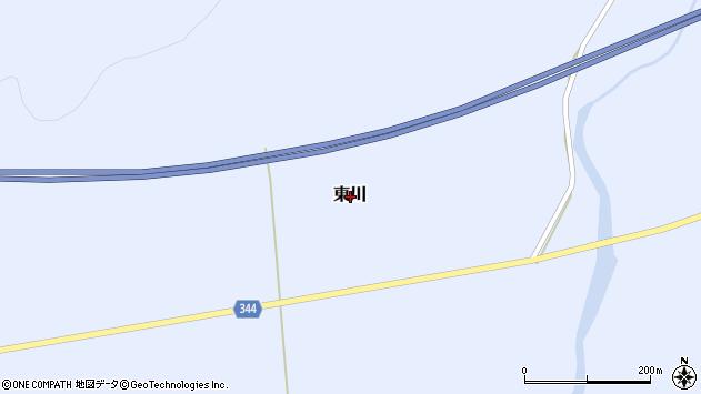 〒048-0144 北海道寿都郡黒松内町東川の地図