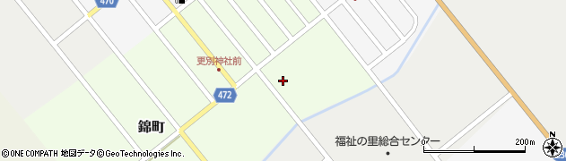 有限会社更別運輸周辺の地図