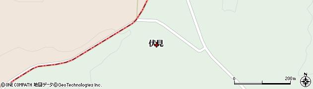 北海道虻田郡洞爺湖町伏見周辺の地図