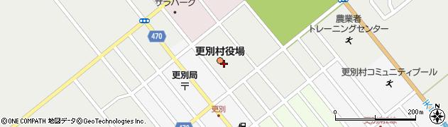 更別村役場 保健福祉課周辺の地図