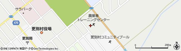 更別村農業者トレーニングセンター周辺の地図