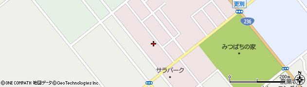 更別村役場 ふるさと館周辺の地図