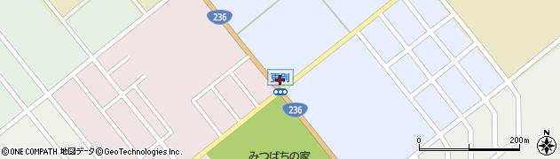 セイコーマートやまぐち更別店周辺の地図