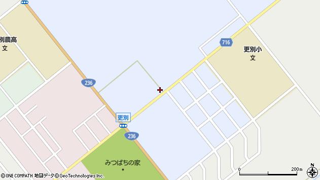 〒089-1532 北海道河西郡更別村緑町の地図