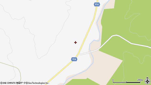 〒049-5403 北海道虻田郡豊浦町美和の地図