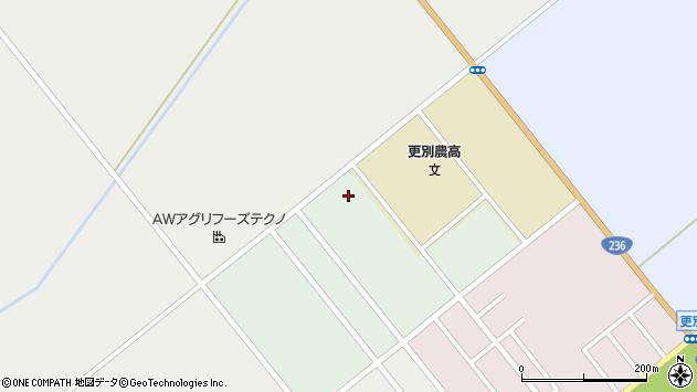 〒089-1501 北海道河西郡更別村新栄町の地図