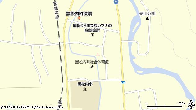 〒048-0101 北海道寿都郡黒松内町黒松内の地図