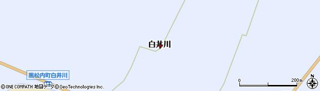 北海道寿都郡黒松内町角十周辺の地図