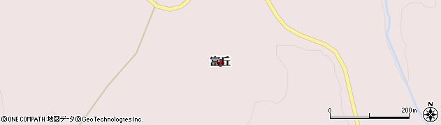 北海道虻田郡洞爺湖町富丘周辺の地図