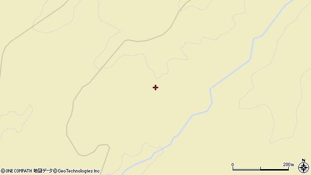 〒048-0132 北海道寿都郡黒松内町チョポシナイの地図