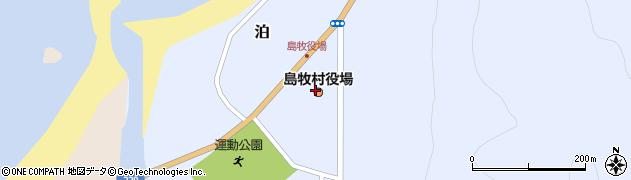 北海道島牧郡島牧村周辺の地図