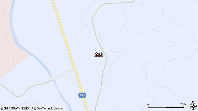 〒044-0454 北海道虻田郡喜茂別町金山の地図