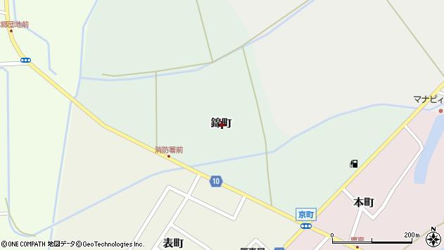 〒059-1604 北海道勇払郡厚真町錦町の地図