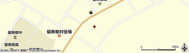 富貴寺周辺の地図