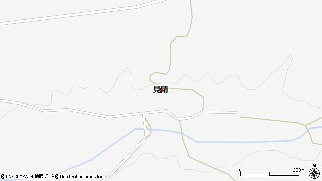 〒048-1612 北海道虻田郡真狩村見晴の地図
