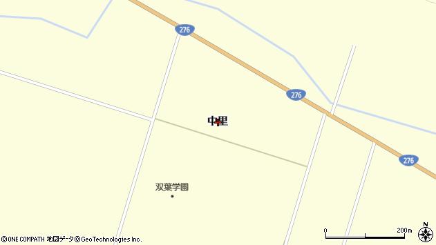 〒044-0461 北海道虻田郡喜茂別町福里の地図