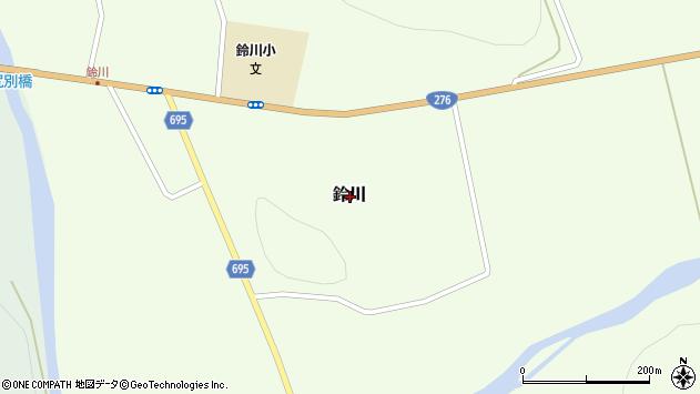 〒044-0451 北海道虻田郡喜茂別町上尻別の地図
