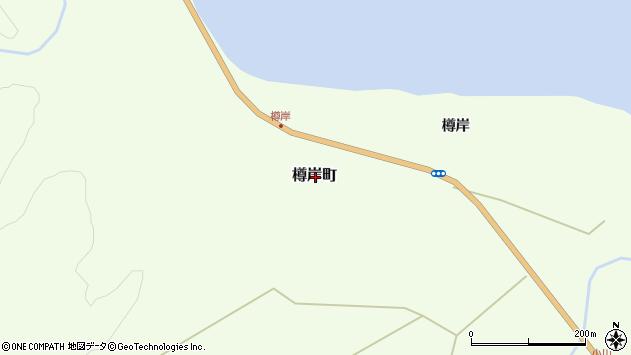 〒048-0413 北海道寿都郡寿都町樽岸町の地図