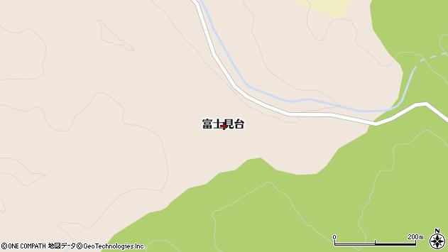 〒044-0211 北海道虻田郡喜茂別町富士見台の地図
