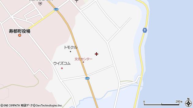 〒048-0405 北海道寿都郡寿都町開進町の地図