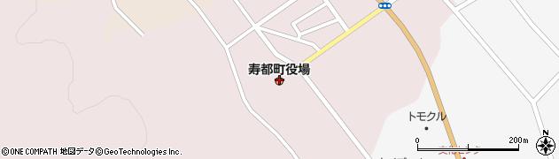 北海道寿都郡寿都町周辺の地図