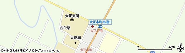 大昭寺周辺の地図
