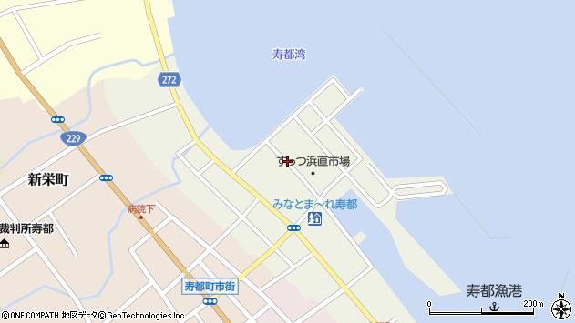 〒048-0404 北海道寿都郡寿都町大磯町の地図