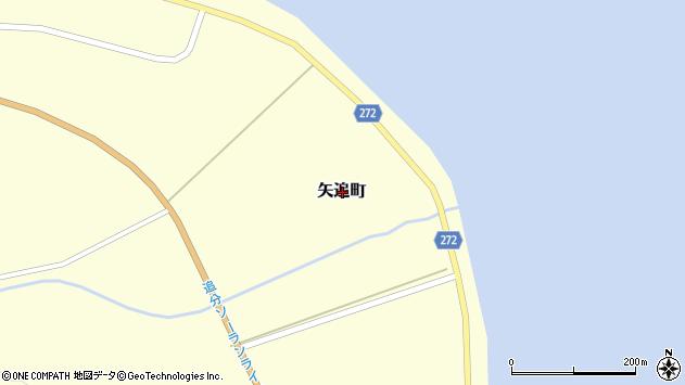 〒048-0402 北海道寿都郡寿都町矢追町の地図