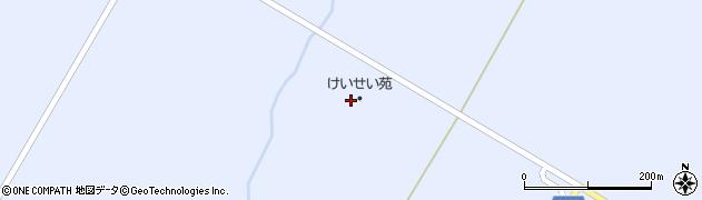 北海道帯広市川西町西1線周辺の地図
